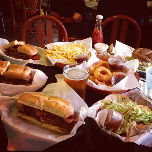 Eating Your Way Through Slo