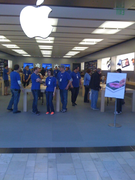 The Apple Store, Pittsburg, PA