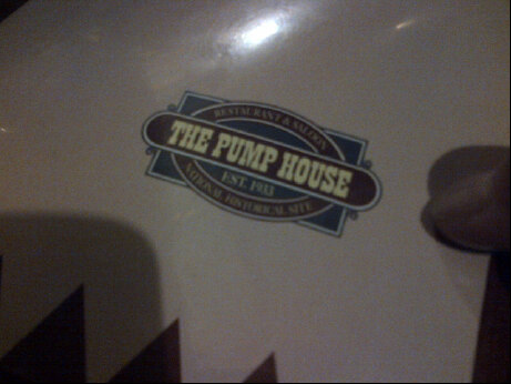 The Pump House Restaurant & Saloon