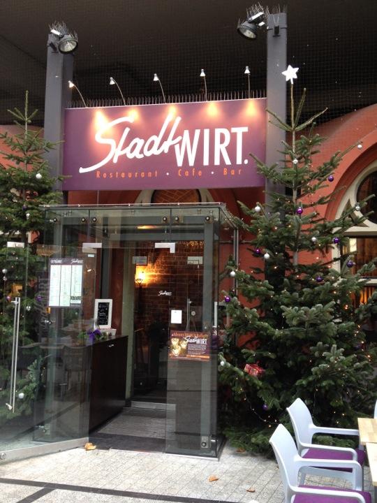 Stadtwirt Bremen stadtwirt in bremen speisekarte de